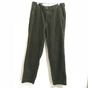 POLO RALPH LAUREN PROSPECT corduroy pants 36x32